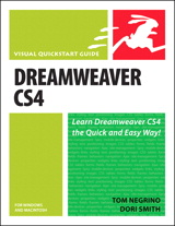 Dreamweaver CS4 Visual Quickstart Guide